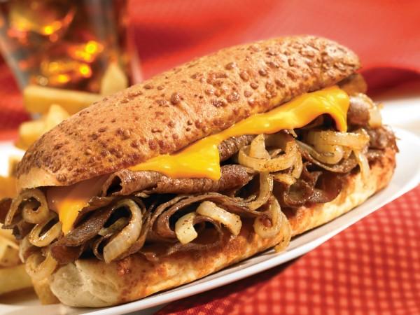 Bánh-Cheese-Steak