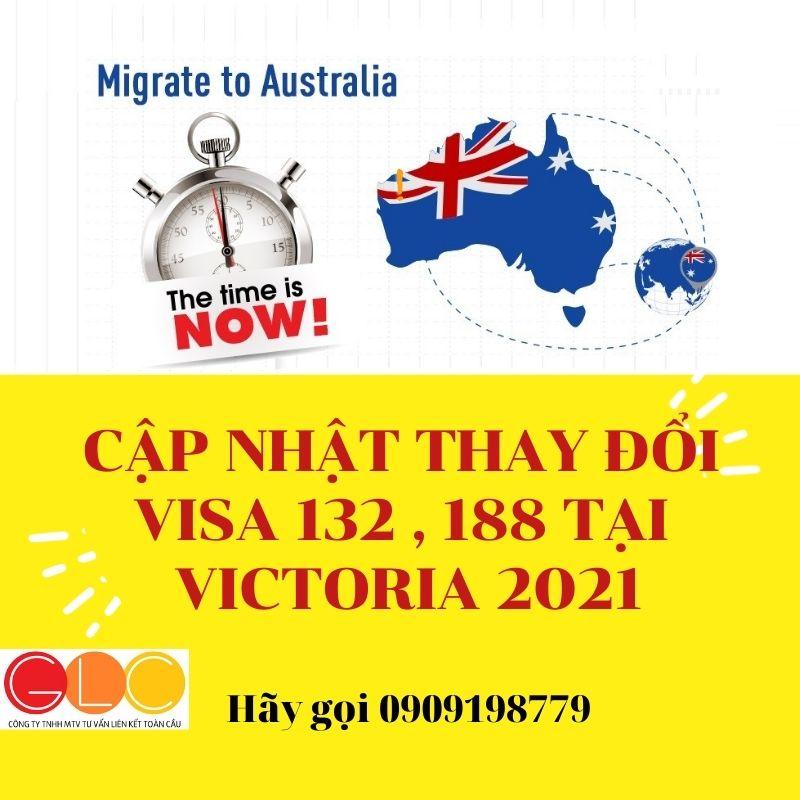 visa 188/132 bang Victoria 2021