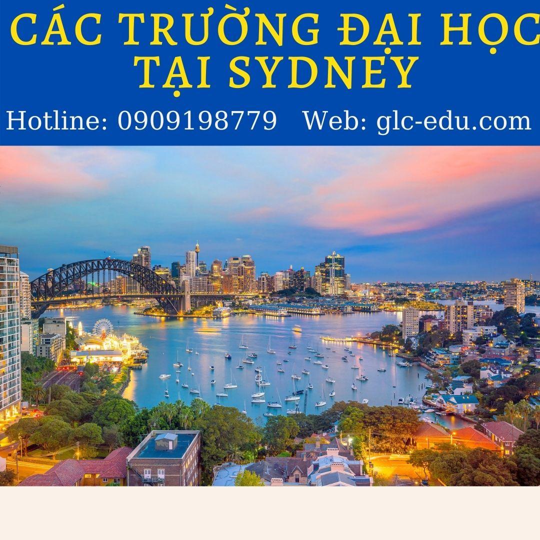 trường đại học tại Sydney