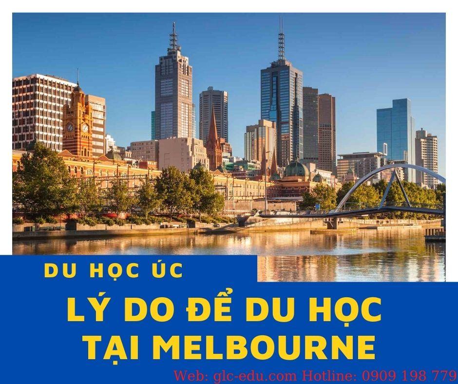 lý do du học tại Melbourne